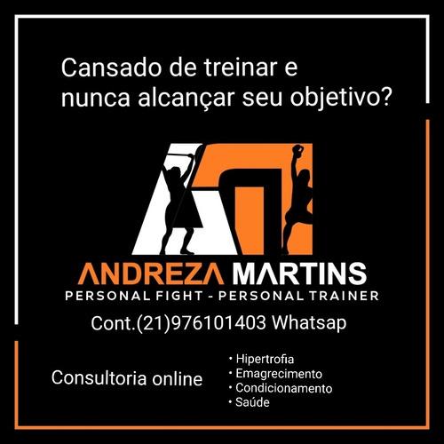 Personal Fight E Personal Training Andreza Martins