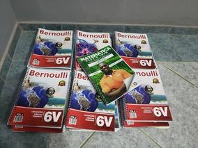 Apostilas Bernoulli 6v Com Brinde!
