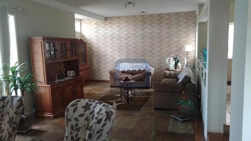 Casa Com 4 Dormitórios À Venda, 348 M² Por R$ 790.000,00 - Jardim América - Bragança Paulista/sp - Ca0449