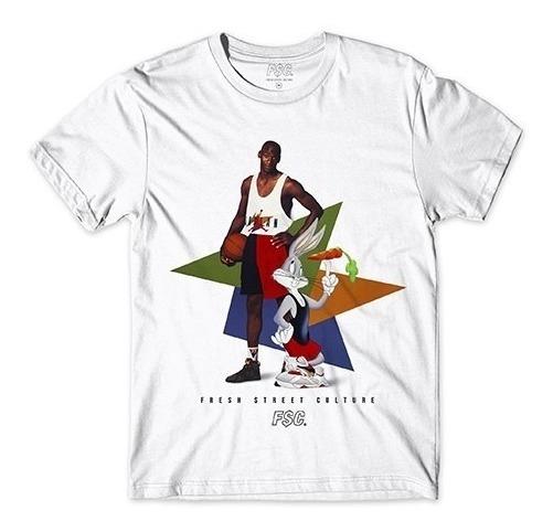 Jordan & Bugs Bunny