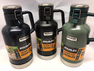 Growler Stanley 1.9lts Cerveza Termo 24hs