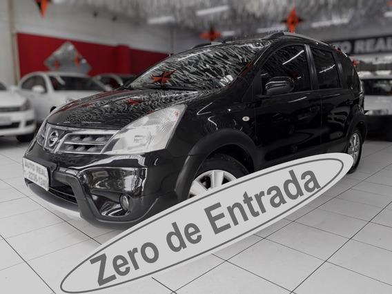 Nissan - Livina - Xgear - 1.8 Flex / 2014 / Automático Xgear