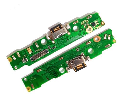 Flex Placa Pin De Carga Para Motorola G7 Power Alta Calidad