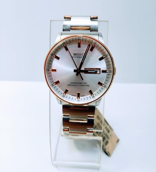 Reloj Mido Commander Ii Automatico