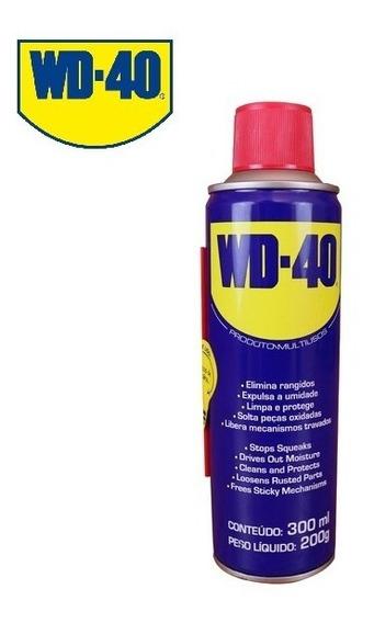 Lubrificante Anticorrosivo Wd40 Wd-40 300ml Mais Barato