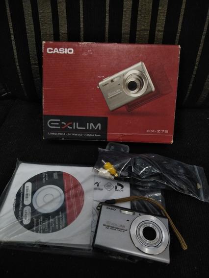 Camera Casio Exilim