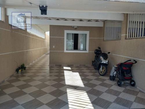 Casa A Venda No Bairro Jardim Santa Clara Em Guarulhos - Sp. - 2677-1