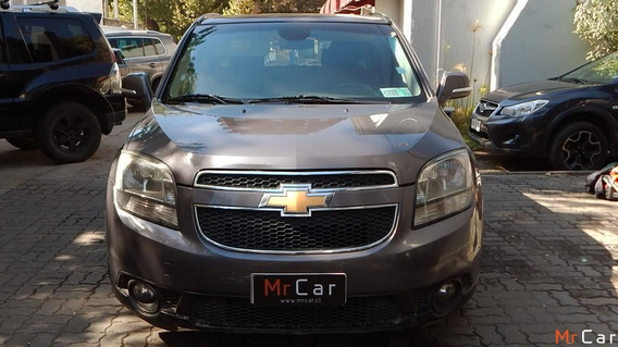Chevrolet Orlando Ls 2014