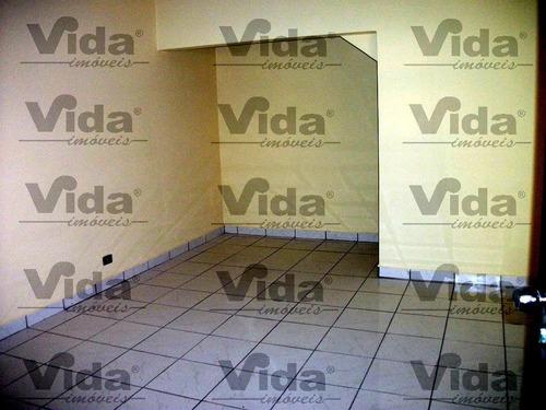 Imagem 1 de 9 de Loja/salão Para Locação  Em Jardim Das Flores  -  Osasco - 20996