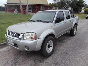 Nissan Frontier Ax 4x4 3.0 Diecel Permuto O Financio