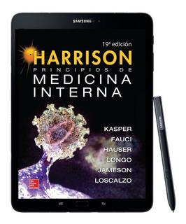 Principios De Medicina Interna Harrison 19naed + 1000 Libros