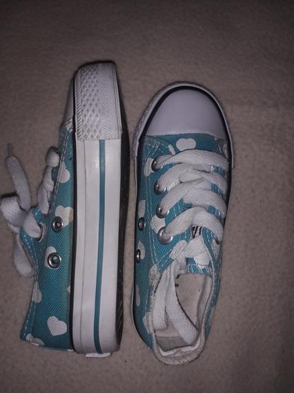 Zapato Tipo Conver