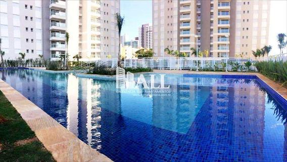 Apartamento Com 3 Dorms, Jardim Urano, São José Do Rio Preto - R$ 558 Mil, Cod: 1300 - V1300
