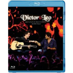 Blu-ray Victor E Leo Ao Vivo E Em Cores Novo Lacrado Origin