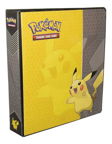 Imagen 1 de 3 de Ultra Pro Escolar Carpeta Pikachu Niño Pokémon Tamaño Carta