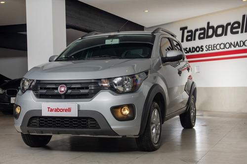 Fiat Mobi 1.0 8v Way Taraborelli Usados Seleccionados #