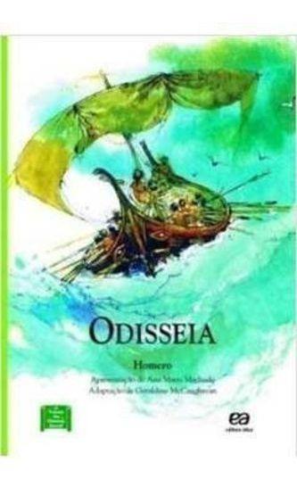 Odisseia - O Tesouro Dos Clássicos Juvenil