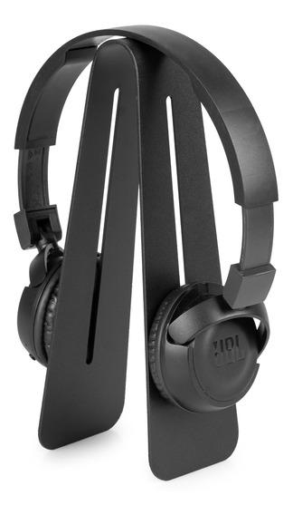 Suporte Fone De Ouvido Headphone Mesa Sf 4000 Preto