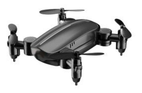 Drone Zangão Teeggi T10 Com Controle Remoto - Pronta Entrega