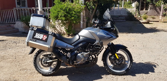 Vstrom 650 Impecable