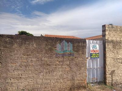 Terreno Comercial À Venda, Loteamento Remanso Campineiro, Hortolândia. - Te0057