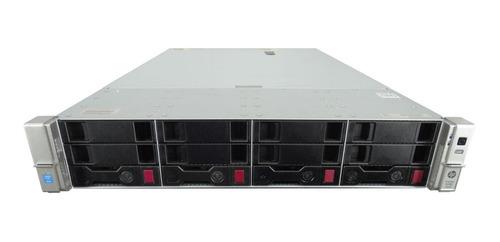 Imagem 1 de 9 de Servidor Hp Dl380p G9, 2 Xeon 12 Core, 64gb, 2 Tera