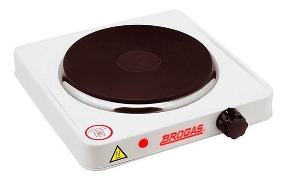 Anafe Electrico 1 Hornalla Brogas 1000w Cocina Calentador