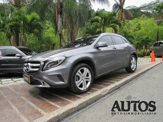 Mercedes Benz Gla 200 At Sec Cc1600 Turbo
