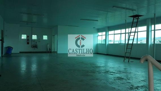 Galpão Com 8.000m² Para Venda Em Mogi Das Cruzes - Mo21643