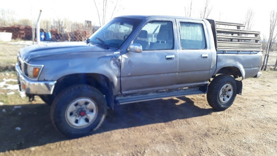 Toyota Hilux 1998 2.8 D/cab 4x4 D Sr5