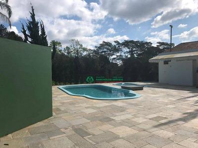 Chácara Residencial À Venda, Parque Santo Afonso, Vargem Grande Paulista. - Ch0187