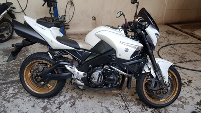 Suzuki Gsx 1300 Bking 2011