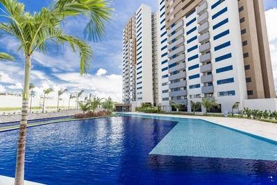 Apartamento Para Venda Em Natal, Neópolis - Central Park, 3 Dormitórios, 1 Suíte, 2 Banheiros, 2 Vagas - Ap0675