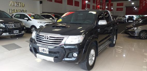 Toyota Hilux 3.0 Srv Cuero 4x2 2013