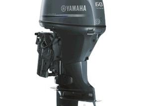 Motor De Popa Yamaha F60 Hp 4 Tempos Zero!