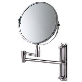 Espelho Aumento De Parede Articulado Dupla Face Mor