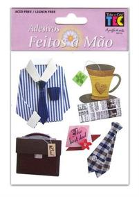 Adesivo Fm 95 X 100 Mm Café Em Familia