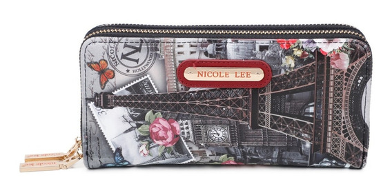 Billetera Dama Nicole Lee Usa 2020 - Paris - Prt6900