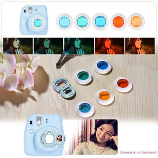 Andoer 8 En 1 Accesorios Paquete Para Fujifilm Instax Mini