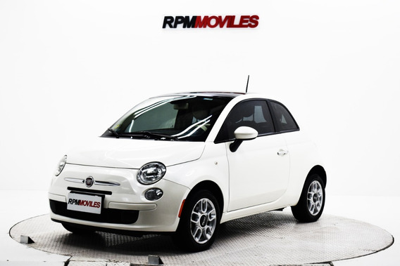 Fiat 500 1.4 8v Cult 2013 Rpm Moviles