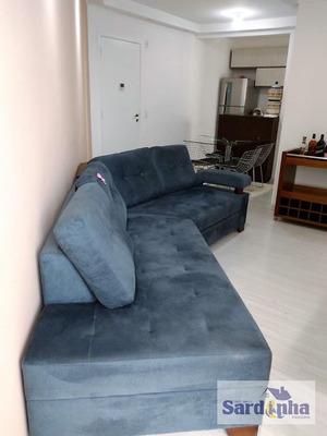 Apartamento À Venda - Jd. Monte Alegre - Taboão Da Serra - 4018