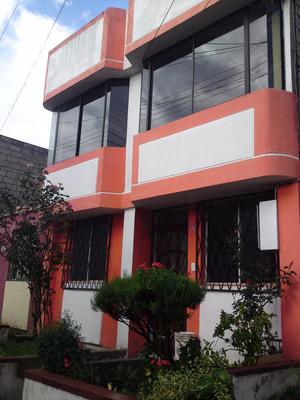 Venta De Casa En Conjunto Urb. El Conde # 4 Sur De Quito