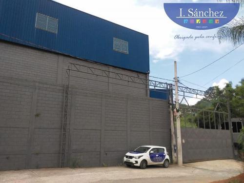 Imagem 1 de 15 de Galpão Para Locação Em Itaquaquecetuba, Jardim Silvestre, 7 Banheiros - 191217_1-1309517