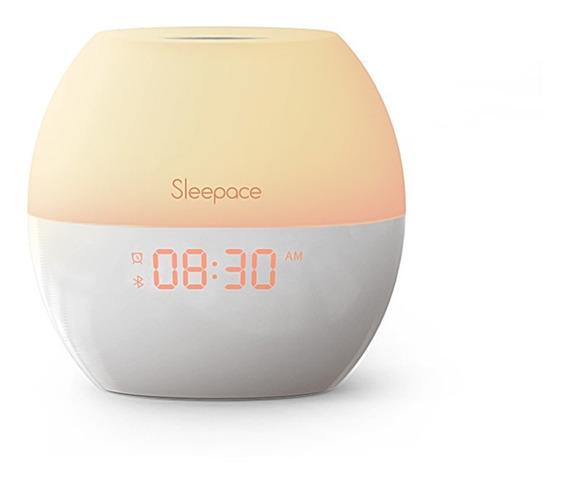 Despertador Inteligente Smart Homy Sh-wka01w 4.0bt Wi-fi