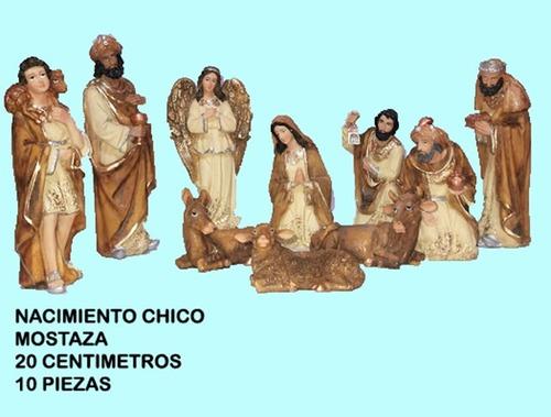 Imagen 1 de 2 de Nacimiento Chico Mostaza. Cerámica