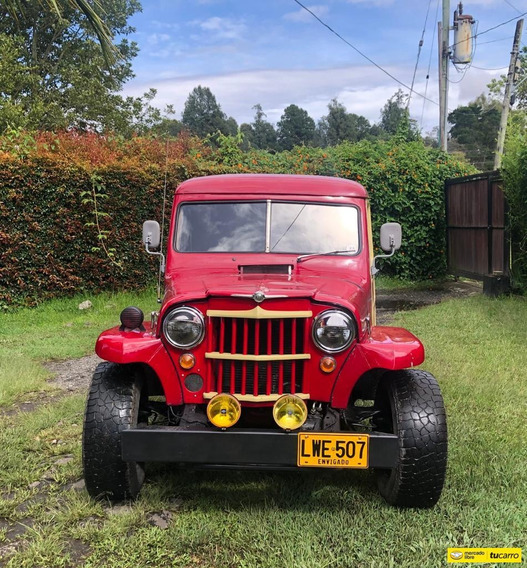 Jeppeta Willis Jeep V6