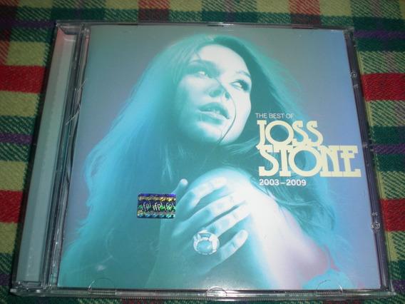 Josse Stone / The Best Of 2003 2009 Cd C50