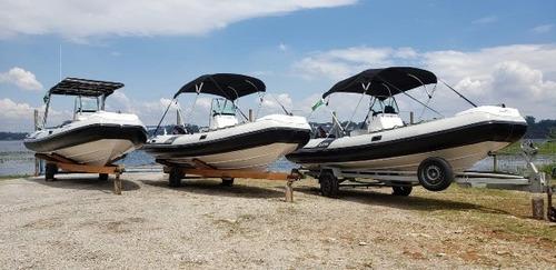 Bote Zefir G600, Casco 0km De Fábrica - Marina Atlântica