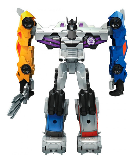 Transformers Combiner Force 4 Figuras