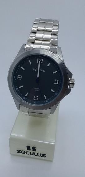 Relógio Seculus Masculino 20579gosvna1